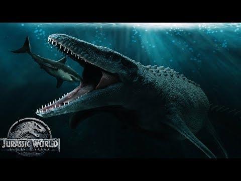 Mysteries Within The Submarine Attack Scene | Jurassic World 2 Speculation
