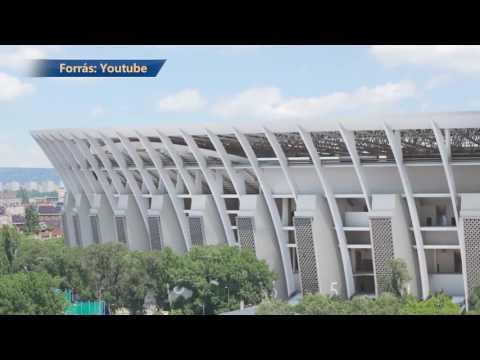 Kitekintő: A Puskás Ferenc Stadion építési munkálatai (2017.05.31.)