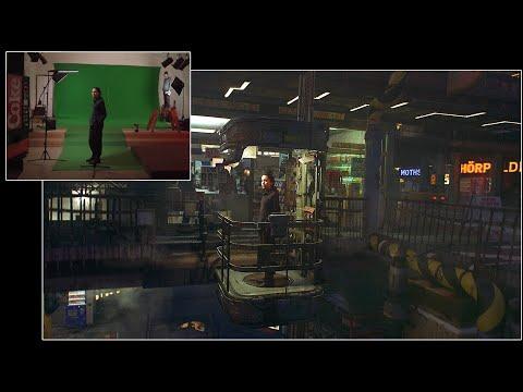 VFX Breakdown - Dynamo Dream Teaser