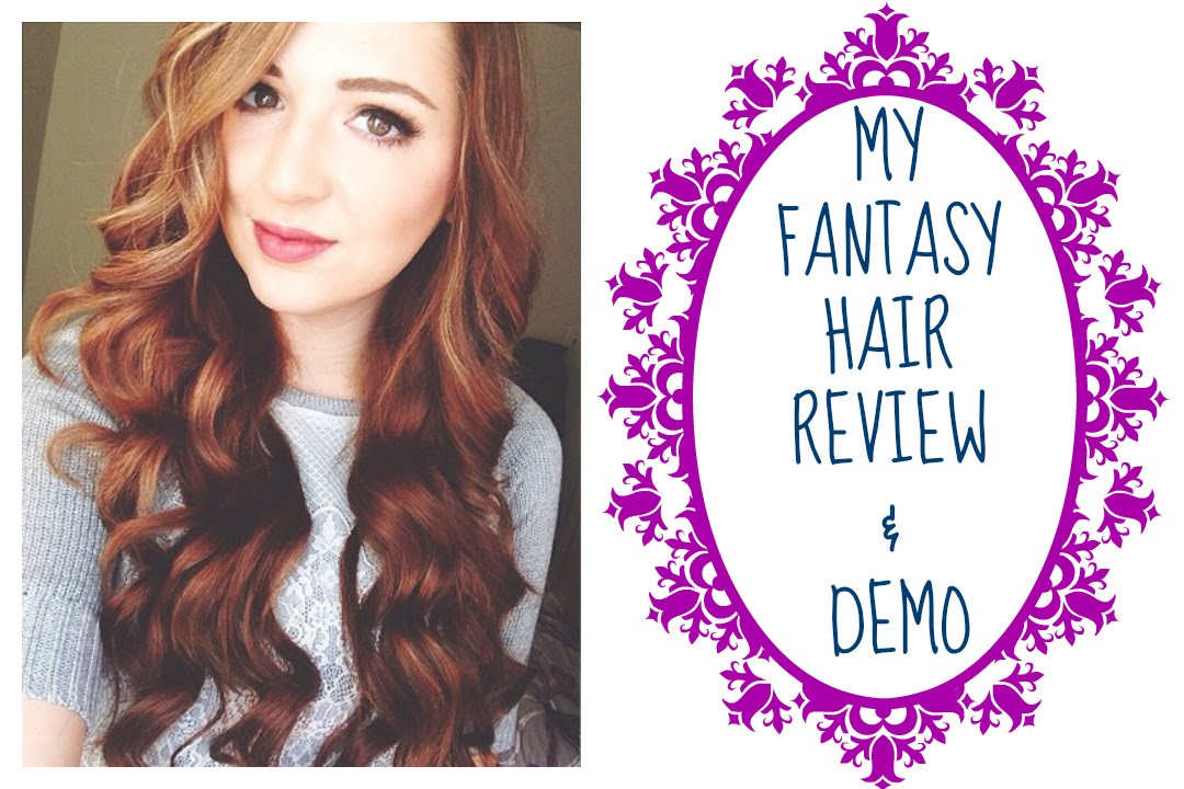 My fantasy hair extensions l review demo youtube my fantasy hair extensions l review demo pmusecretfo Gallery