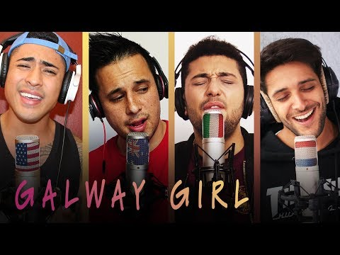 Thumbnail: Galway Girl - Ed Sheeran (Continuum cover)