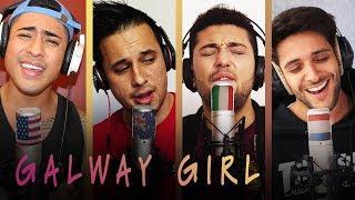 Galway Girl - Ed Sheeran (Continuum cover)
