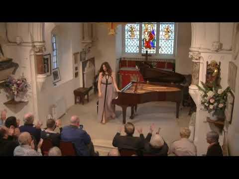 St Mary's Concerts: Evelyne Berezovsky recital