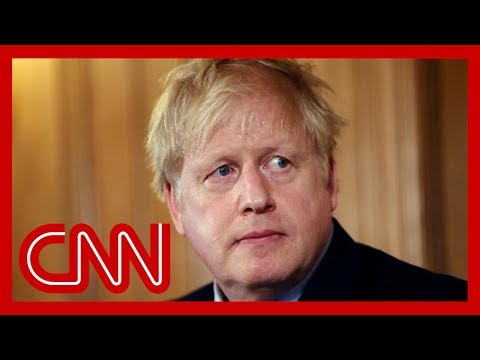 Boris Johnson in intensive care with Covid-19