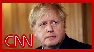 Boris Johnson in intensive care with Covid-19