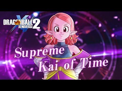 DRAGON BALL XENOVERSE 2 – Supreme Kai of Time: Free Update!