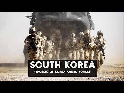 "Republic Of Korea Military Power | South Korea | ""Vanish Like Smoke"""