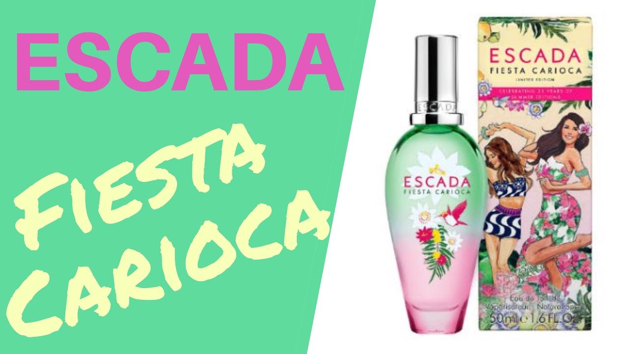 escada fiesta carioca summer 2017 fragrance review. Black Bedroom Furniture Sets. Home Design Ideas