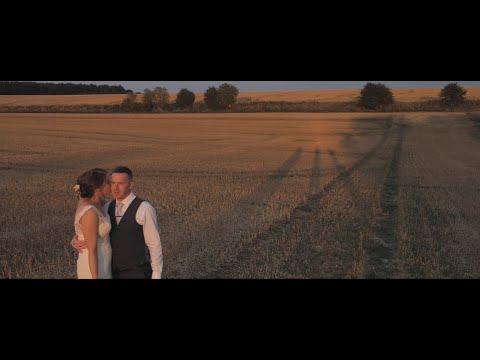 All those precious moments - beautifully captured! R. Spearing Wedding Films.