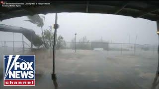 Devastating images show Hurricane Dorian battering Bahamas