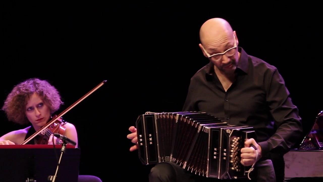 Cien años de Piazzolla - Fabián Carbone Tango Ensemble, Solistas Del Real y Mariel Martínez
