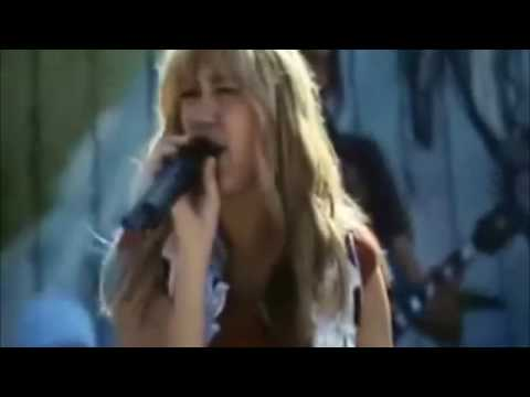 Hannah Montana - Rockstar {Scene from Hannah Montana The Movie}