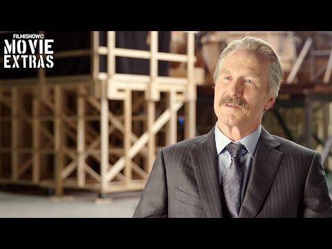 Captain America: Civil War   On-set with William Hurt 'Secretary of State Thaddeus Ross' [Interview]