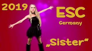 Sisters - Sister ESC 2019 Germany - Cover