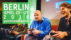 #gamesweekberlin 2018