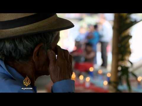 Laid to rest three decades after Guatemala's civil war