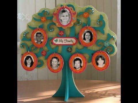 شجرة العائلة كرتون