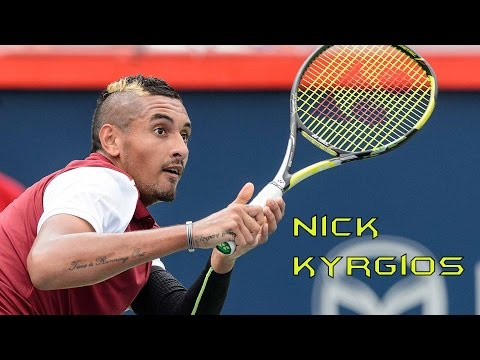 Nick Kyrgios | The rise of a star! ✔