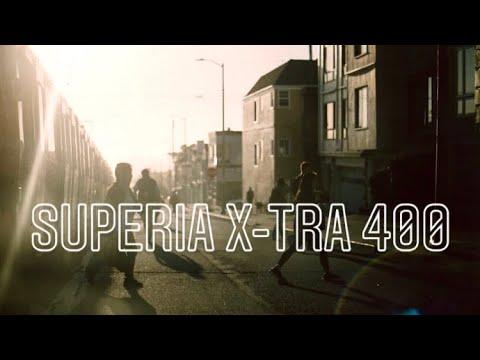 Fujifilm Superia 400 Review