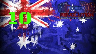 Lucky End Of Year - Power and Revolution(Geopolitical Simulator 4)Australia Part 10 2018 Add-on