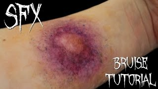 Special FX Bruise Makeup Tutorial