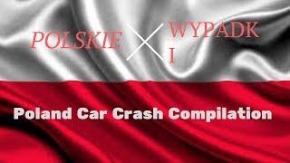 Polskie Wypadki #16 / Poland Crash Compilation #16