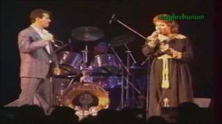 CHAB SAHRAOUI & CHABA FADELA (live Nanterre 1989)   fi khater apollon1965.