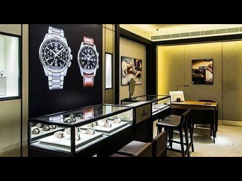 Luxury Watch Shopping in Bangkok, Thailand