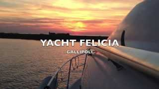 Escursioni Gallipoli Noleggio Barche Yacht