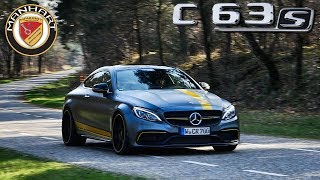 700HP Mercedes C63 S AMG Coupe CRAZY LOUD! Manhart CR700 SOUND & EXHAUST by AutoTopNL