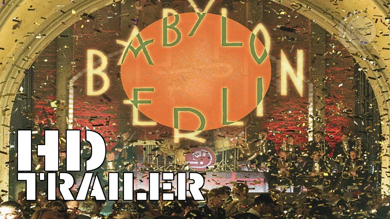BABYLON BERLIN Teaser Serienstart German|Deutsch (2017 ...  BABYLON BERLIN ...