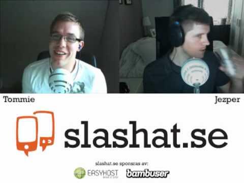 Slashat.se -- Avsnitt 166: A leap ahead!