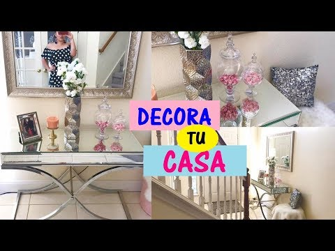 Ideas para decorar la entrada de tu casa youtube for Ideas para decorar la entrada de un piso