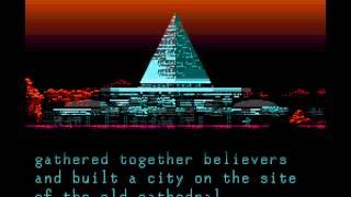 Shin Megami Tensei II - Shin Megami Tensei II INTRO - Vizzed.com - User video