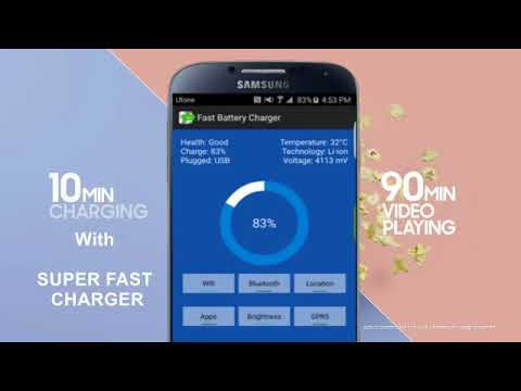 Super Fast Charger Android App