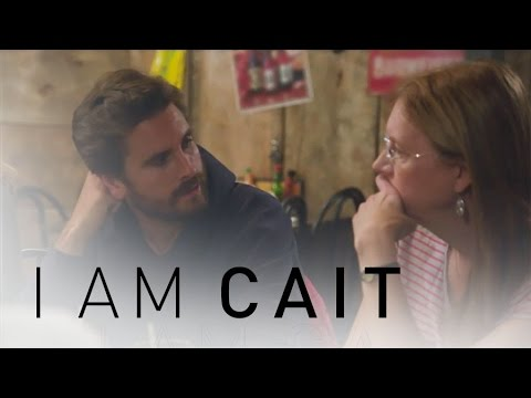I Am Cait | Caitlyn Jenner Ignores Scott Disick While at Dinner | E!