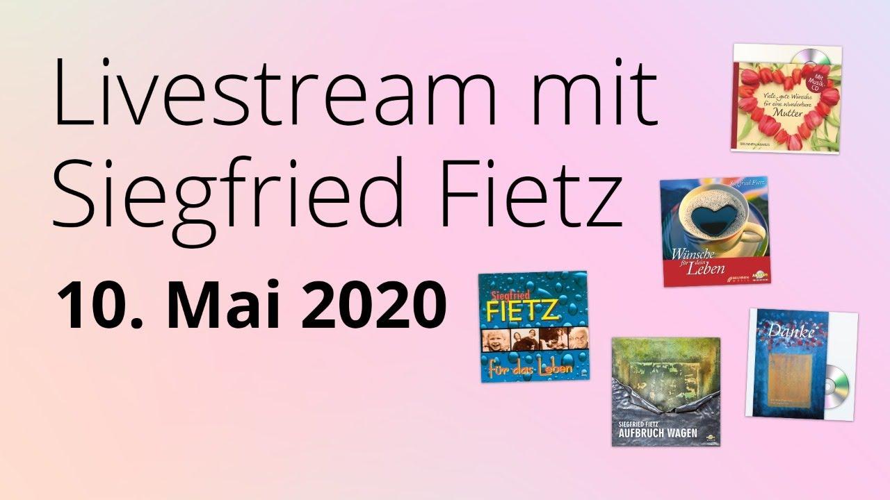 Online-Konzert am 10.05.2020