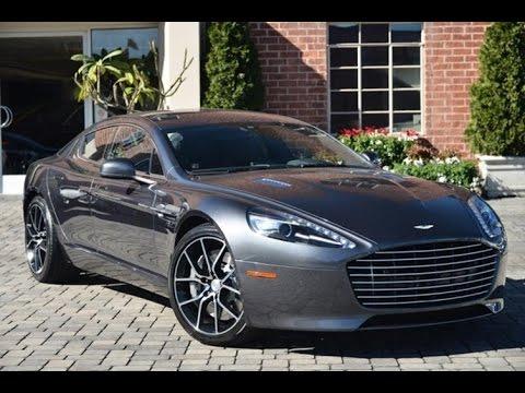 2017 Aston Martin Rapide S Commercial