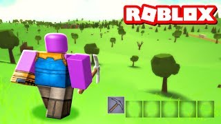 THANOS EN ROBLOX ISLAND ROYALE