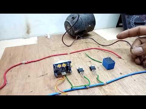 alarm sederhana sensor gerak