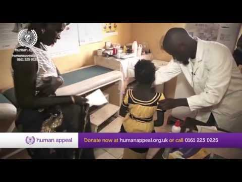 Human Appeal's Health Clinic in Senegal