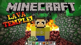MINECRAFT LAVA TEMPLE!!!(Evan wanted to make another Minecraft video of some of the things he does in his world. Lots of tributes to some of his favorite Minecraft YouTubers like ..., 2014-07-13T17:18:14.000Z)