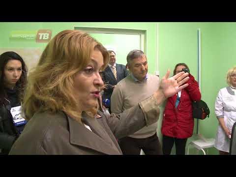 Электронная очередь в доброжелательной регистратуре больниц Кировска и Апатитов
