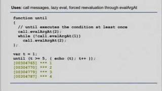 Urbi: a new parallel & event-driven script language for robotics, games and more