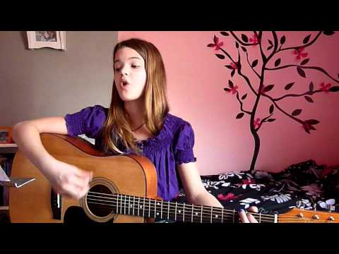 Taylor Swift - I Heart Question Mark (cover by 11 year old Chloe)