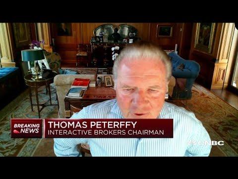 Interactive Brokers' Peterffy on earnings