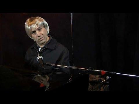 Hans Groiner Jazz Piano Lesson