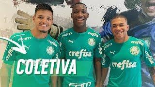 COLETIVA DE ESTEVES, PATRICK DE PAULA E GABRIEL MENINO
