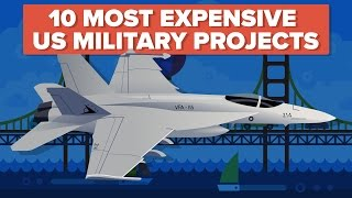 These Military Projects Cost More Than Most Countries GDPs