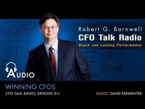 Eps. 011 CFO Talk Radio: Winning CFOs
